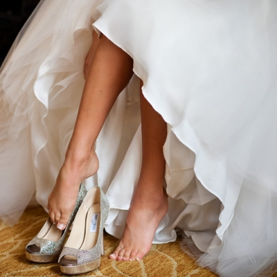 Faimont SF Wedding Shoes