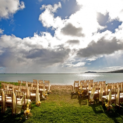 Oahu Destination Wedding Ceremony Site