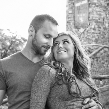 Castello di Amorosa Engagement Session