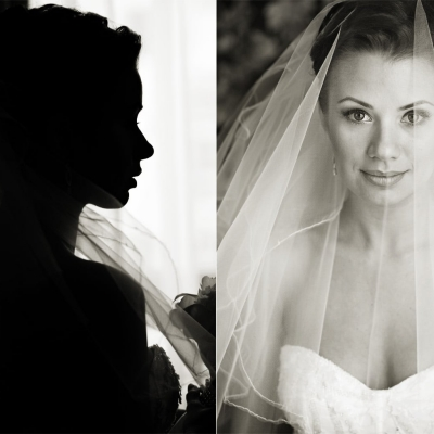 Bridal Portrait Faimont SF
