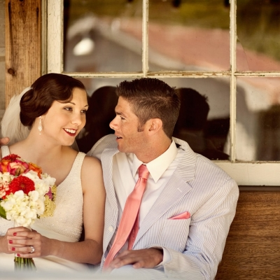 Radonich Ranch Wedding Portrait
