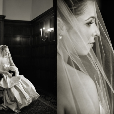 Palace Hotel Wedding Bridal Portrait