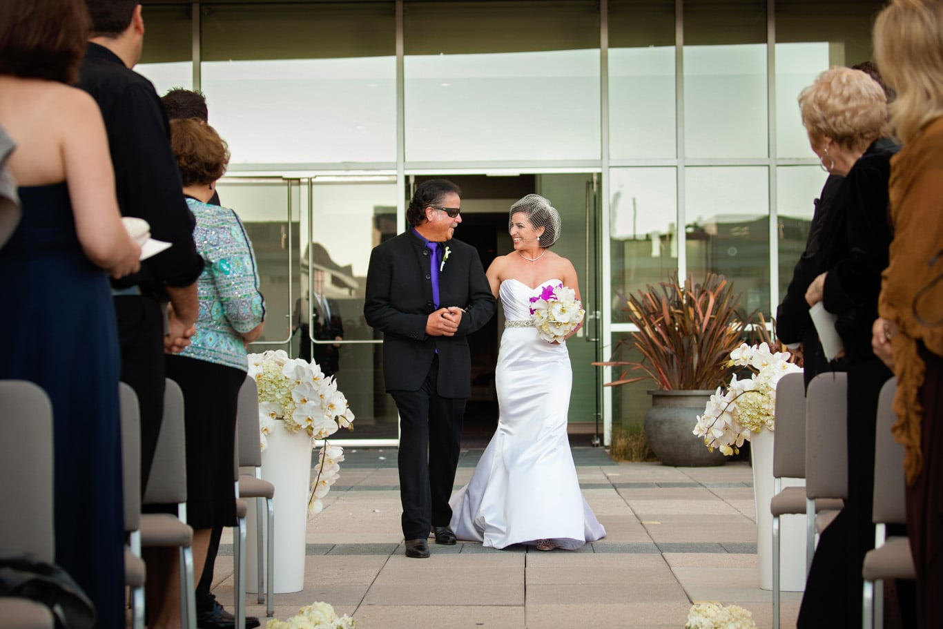 St Regis San Francisco Wedding Ceremony