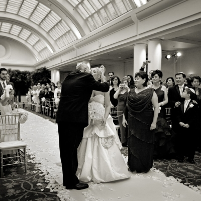 Palace Hotel Jewish Wedding Ceremony