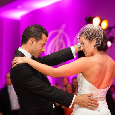 St Regis San Francisco Wedding First Dance