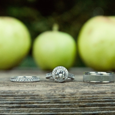 Dawn Ranch Wedding Rings