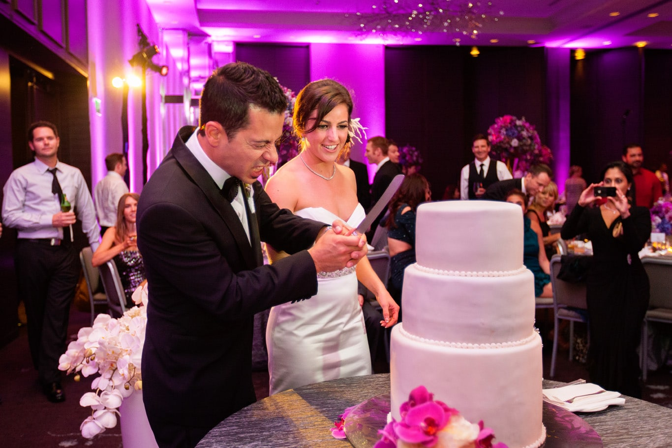 St Regis San Francisco Wedding Cake