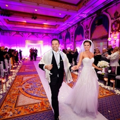 Fairmont Jewish Wedding