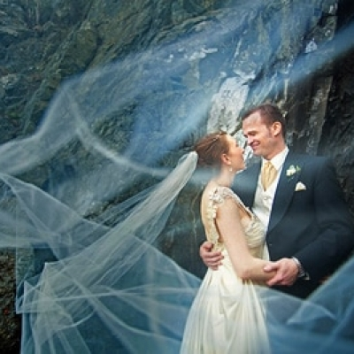 Green Gulch Farm Zen Center Wedding in Muir Beach