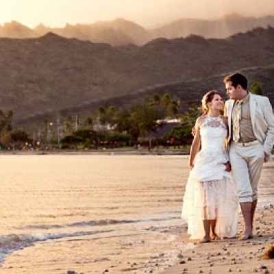 Oahu Destination Wedding