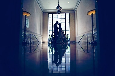 Palace Hotel Wedding