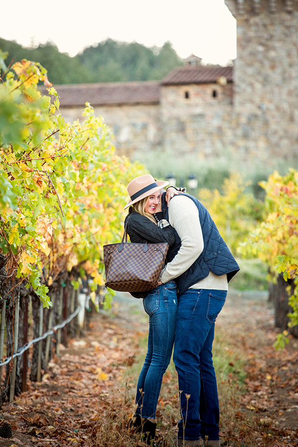 Castello di Amorosa Proposal