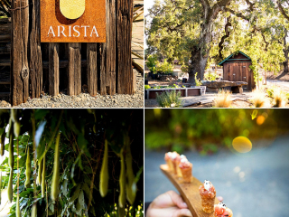 Wedding Details at Arista Winery